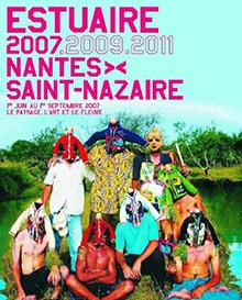 Estuaire Nantes Saint Nazaire, édition 2007