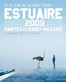 Estuaire Nantes Saint Nazaire, édition 2009