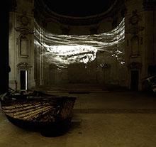 Oeuvre Ad Infinitum de Tania Mouraud